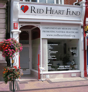 Red heart Fund Cinic
